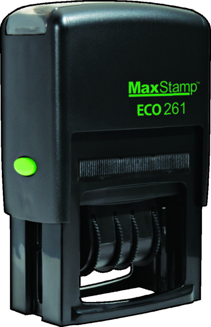 "MaxStamp S-261 Dater (1.75"" x 1"")"