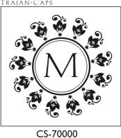 Designer Monogram Stamp - CS-70000
