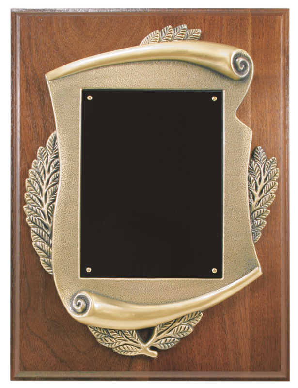 "Scroll Plaque - 12"" x 15"""
