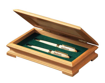 Deluxe Pen and Pencil Box (pens extra)