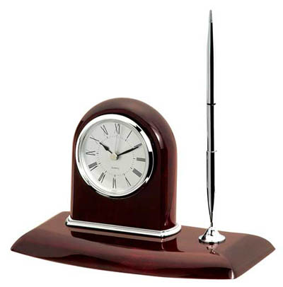 "Clock/Pen Set 5"" x 8"" - DA9239"