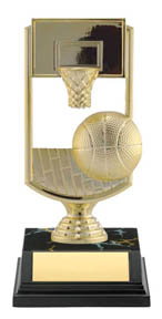 "Basketball All Star Sport Trophy - 7"" (no riser)"