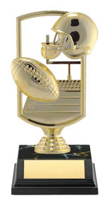 "Football All Star Sport Trophy - 7"" (no riser)"