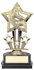 Hockey Superstar Sport Trophy