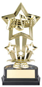 Music Superstar Sport Trophy