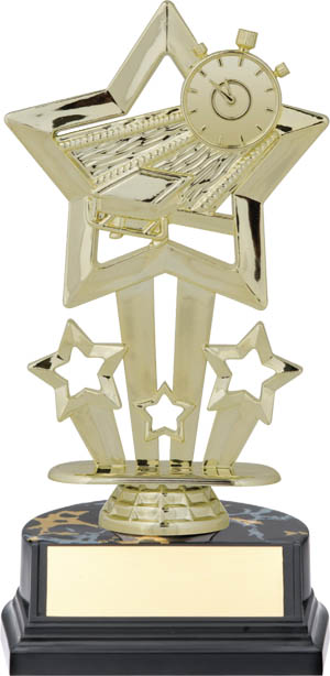 Swimming Superstar Sport Trophy