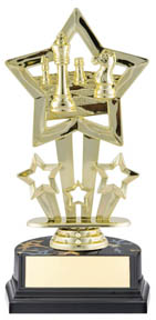 Chess Superstar Sport Trophy
