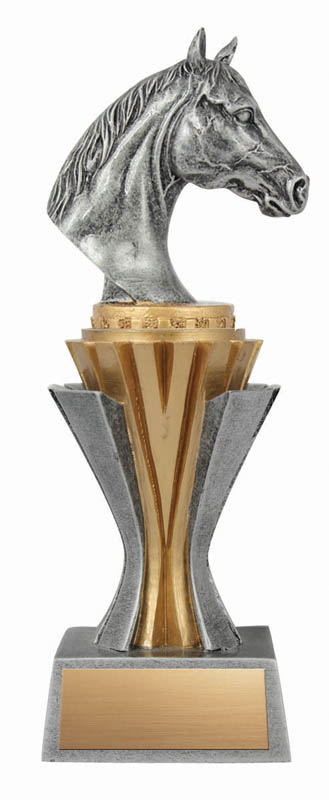 Flexx Horse Trophy - 7 1/2""