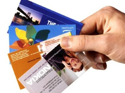 500 Full Color Business Cards