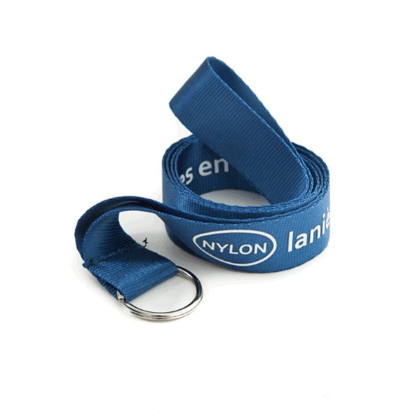 Nylon Lanyards - Custom Printed