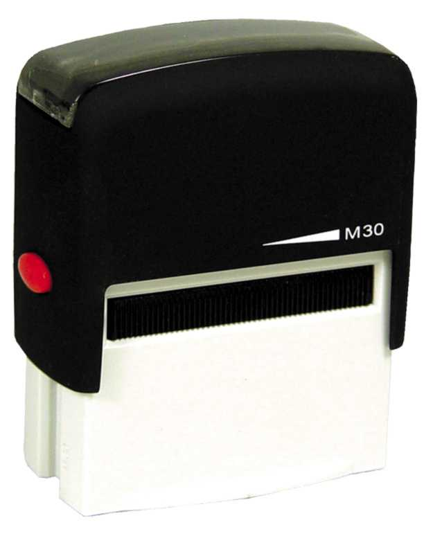 Self-Inking Stock Stamps