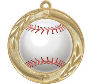 Baseball Dome Series Medals