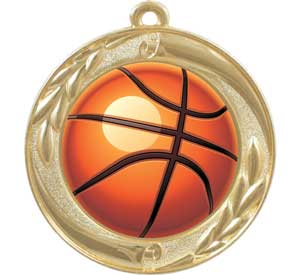 Basketball Dome Series Medals