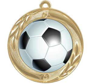 Soccer Dome Series Medals
