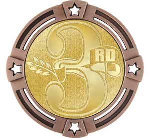 3rd Radiant Series Medals