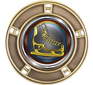 Skating Tech Series Medals