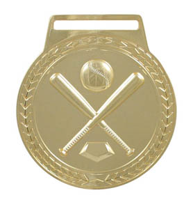 Baseball Podium Series Medals