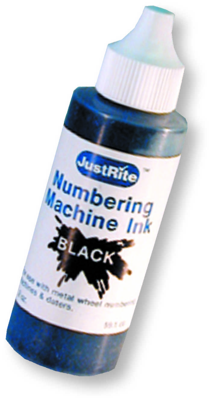 Numbering Machine Ink (28ml)