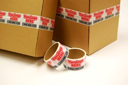 "Custom Printed Packing Tape - 2"" x 55 Yards"