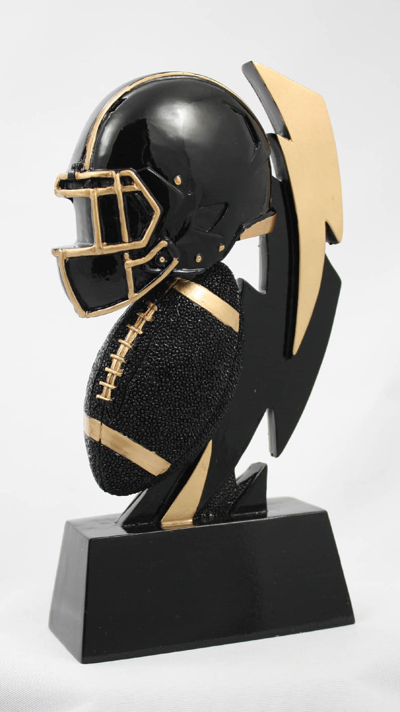 Football Flash Award - 6 3/4""