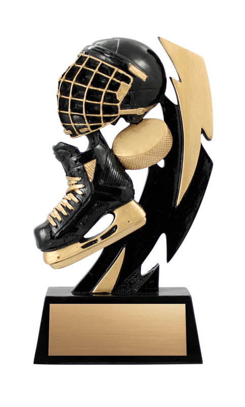 Flash Hockey Trophy - 6 3/4""
