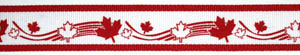 Maple Leaf Neck Ribbons