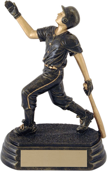 "Baseball Player Award - 8"" - RF00010HG"