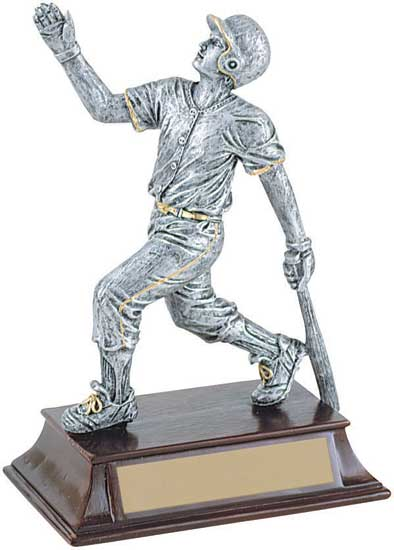 Male Baseball Award - RF00010PG 8""