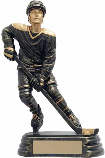 "Hockey Player Trophy - 8"" - RF00045HG"