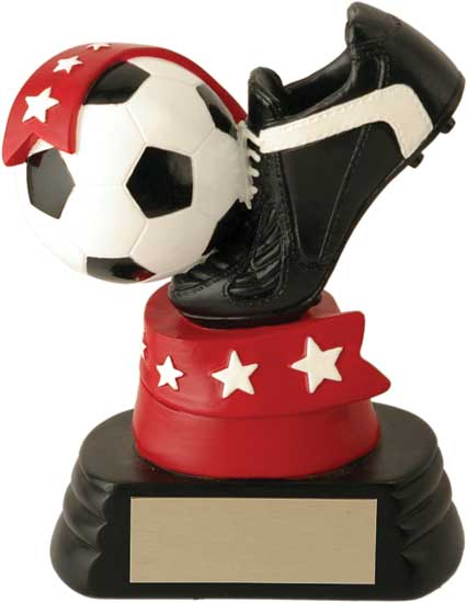 Soccer Cleat All Star Award - 5 1/4""