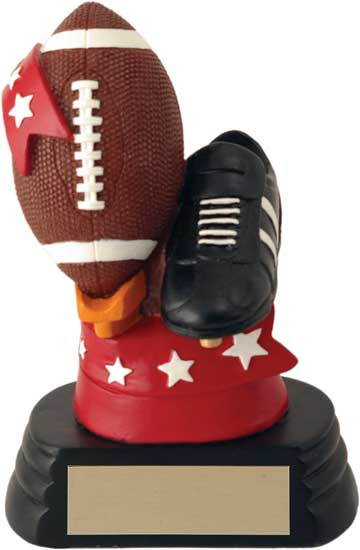 Football All Star Award - 5 1/4""
