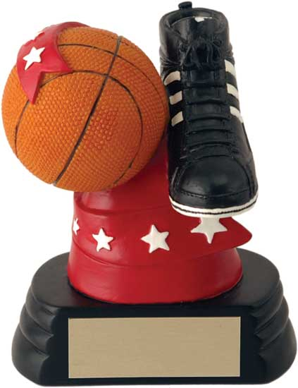 Basketball and Shoe All Star Award