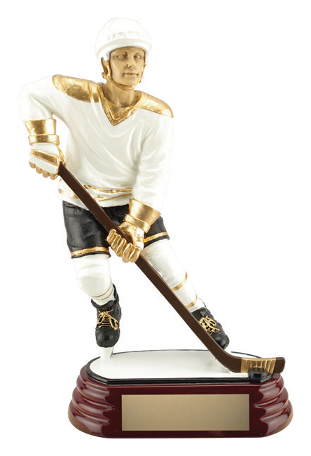 Male Hockey Award - RF00645FC 6""