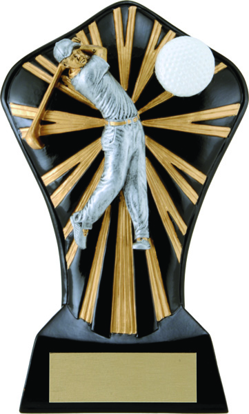 Golf Cobra Award - 7 1/2""