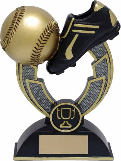 Baseball Varsity Resin Award - 5 1/2""
