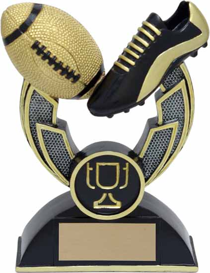Football Varsity Resin Award - 4 1/2""