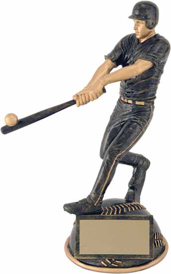 "Baseball Player Award - 9"" - RF03601HG"