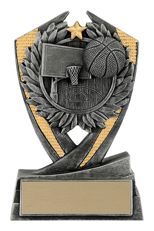 Basketball Phoenix Award - 6""