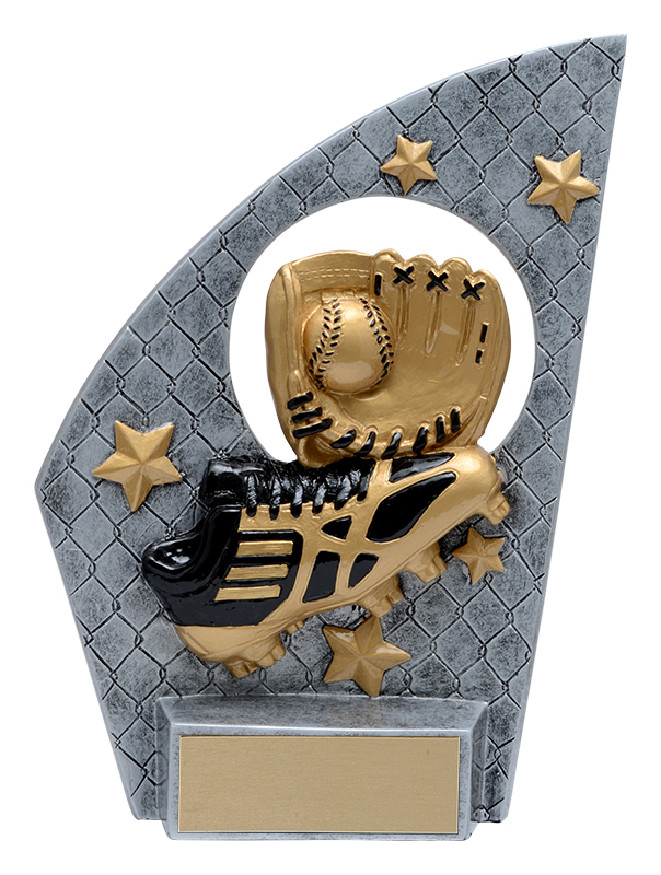 Baseball Stadium Award - 6""