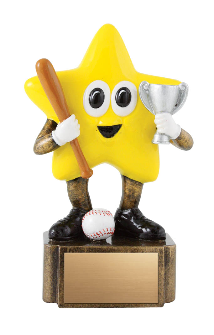 Baseball Little Stars Trophy