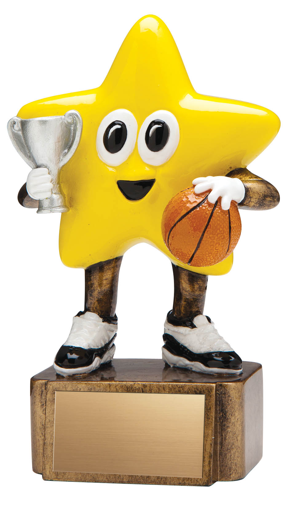 Basketball Little Stars Trophy