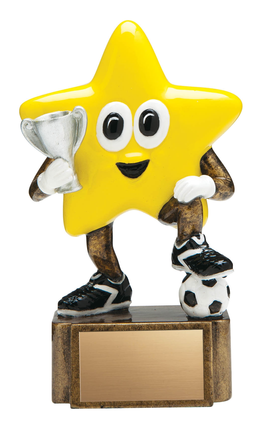 Soccer Little Stars Trophy