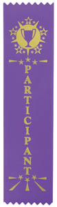 Participant Economy Purple Ribbon