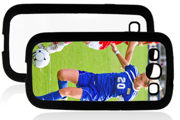 Samsung Galaxy 3 Cases - Rubber