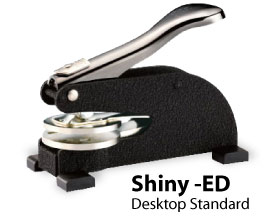 Shiny Model ED Desk Seal