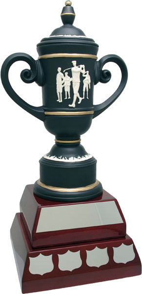 Golf Cup Annual Trophy - 16""