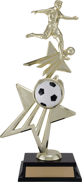 Soccer Star Power Riser - 12 3/4""""