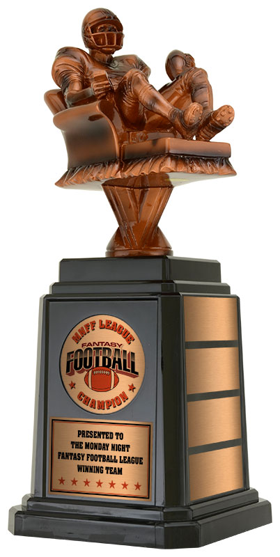Fantasy Football, Tower Base - 11 1/4""