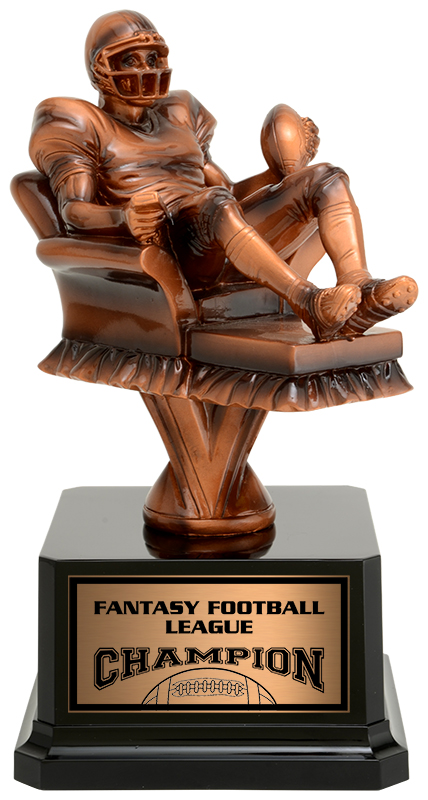 Fantasy Football, Base - 8""