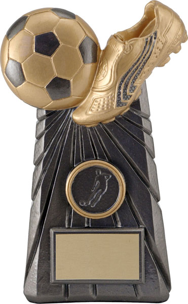 Sonic Heavy Duty Soccer Trophy - 6 1/4""